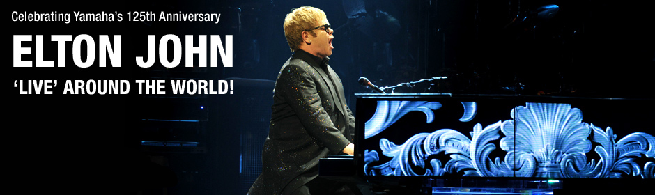 Elton John 'Live' Around the World